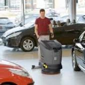Karcher walk-behind auto scrubber BD 530 Ep