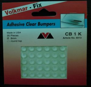 Adhesive Clear Bumpers