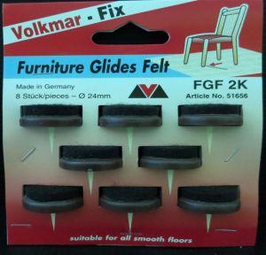 Furniture Glides Felt