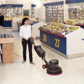 LS 160 | LS 430 Single Disc Floor Polisher