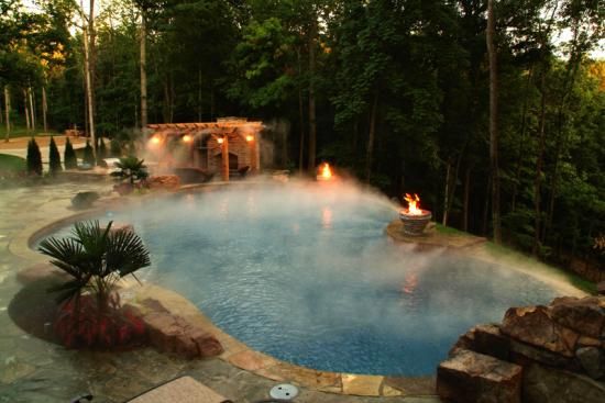 Swimming Pool Co2 Systems : What is a misting system frequently asked questions