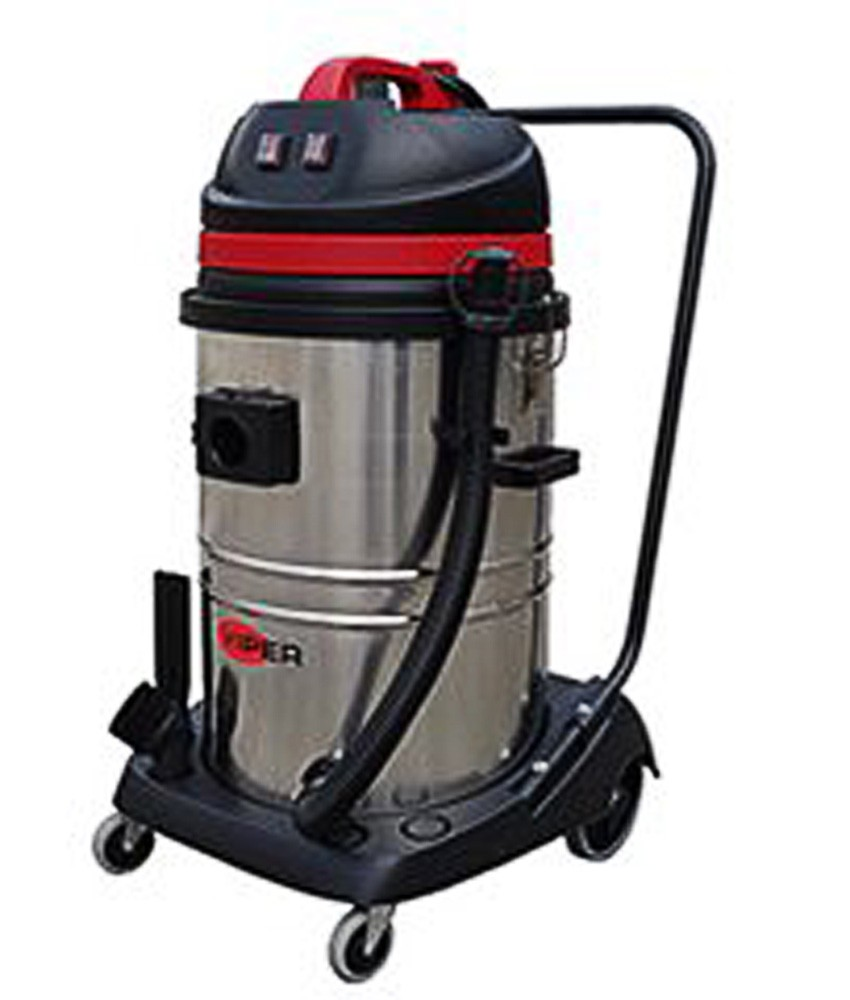 Viper 2 Motor Commercial 75l Stainless Steel Tank Vacuum