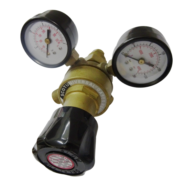 Scotuniversal BYB-Acetylene Regulator(BE)LINE