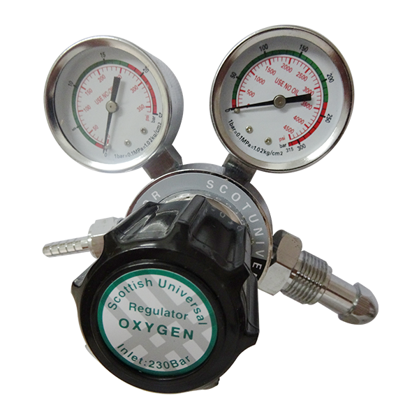 Oxygen Regulator - Scotuniversal ( BYA )