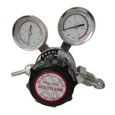 Acetylene Regulator - Scotuniversal (BYA)