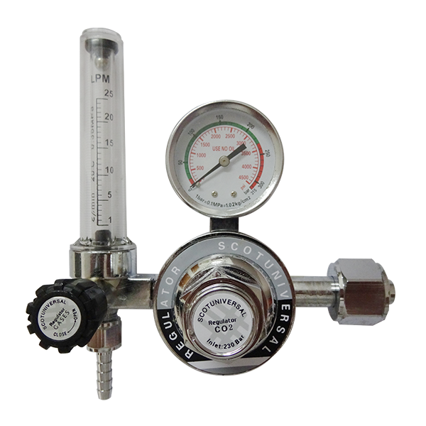 CO2 Regulator - Scotuniversal (BYA)