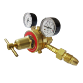 Double stage-Acetylene Regulator Scotuniversal