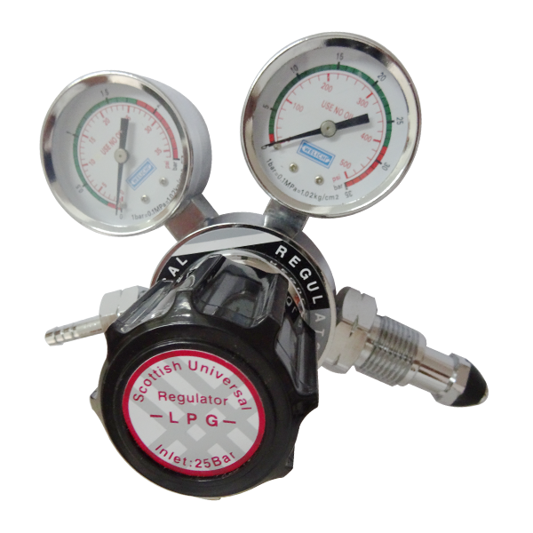 LPG Regulator Scotuniversal