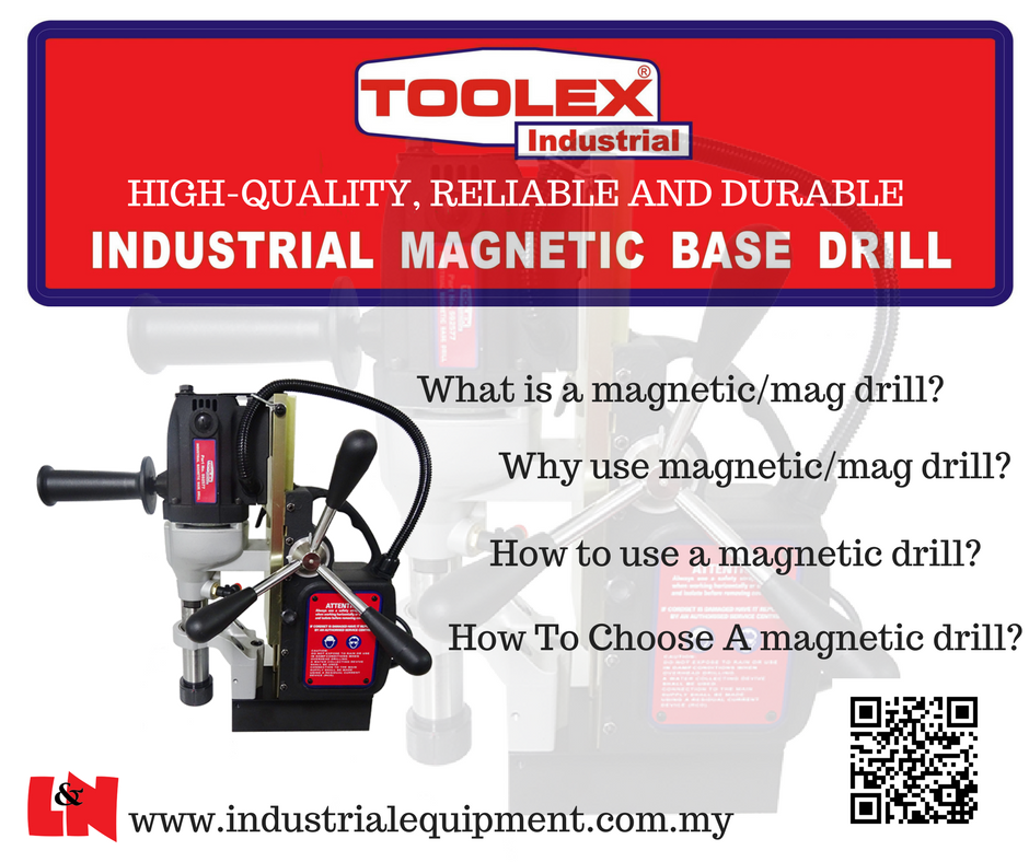 How to choose a magnetic drill?