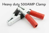 Heavy duty 500Amp Clamp