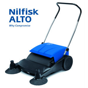 Nilfisk Alto Manual Push Sweeper Floortec 480m