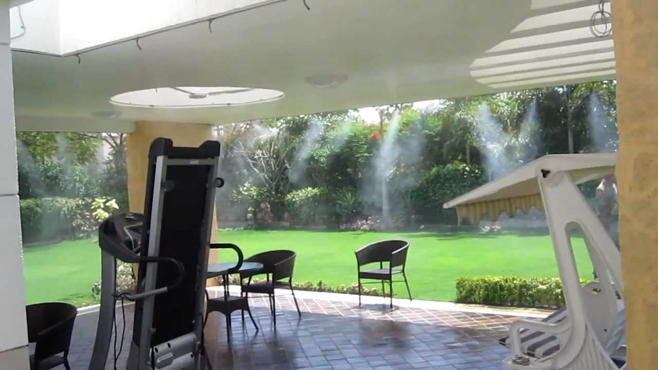 Aesir Fog Machine Designs You House Backyard To Provide